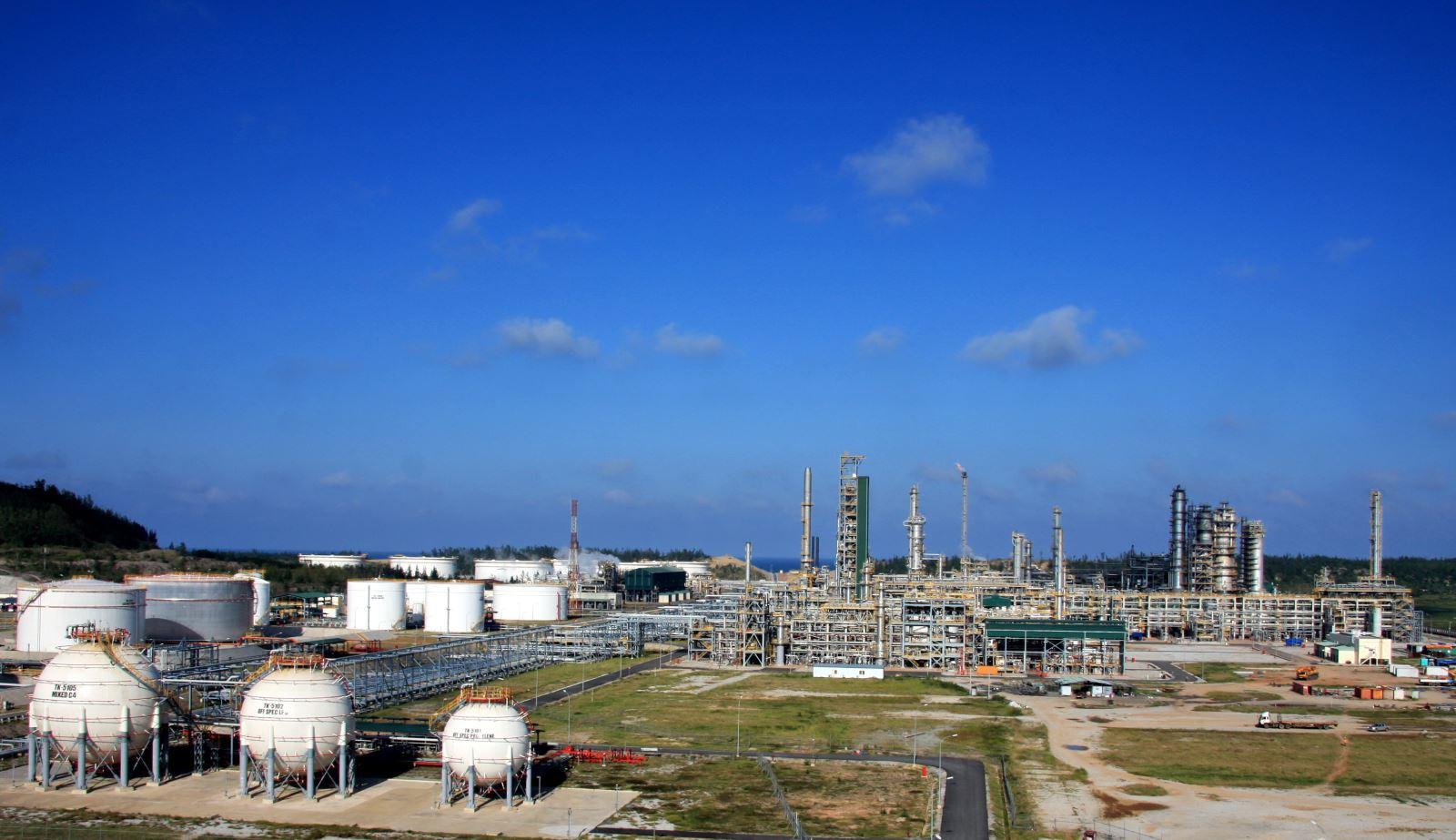 Cổ phần hóa Cty TNHH Lọc hóa dầu Bình Sơn