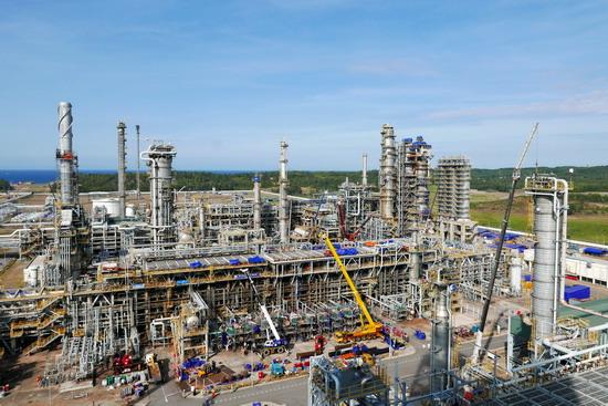 Hoàn thành bảo dưỡng lần 3 Nhà máy lọc dầu Dung Quất vượt tiến độ 10 ngày
